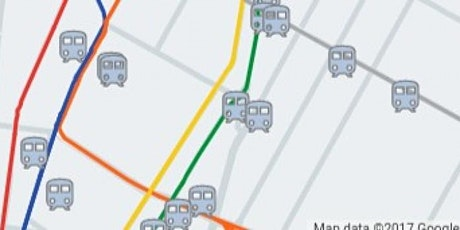 Google DevFest Mapping the NYC Subway Google Hands on Lab tickets