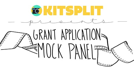 Mock Panel for Grant/Residency Applications with KitSplit! tickets