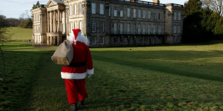Afternoon tea with Father Christmas tickets