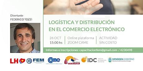 Seminario Logistica y Distribución en el Comercio Electrónico entradas