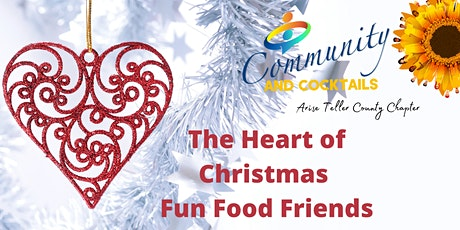 Community and Cocktails - The Heart of Christmas tickets