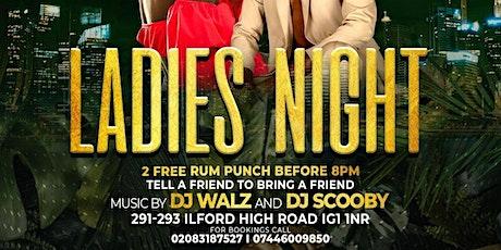 Enish Ladies Night Nigerian Caribbean Experience Afro Beats R&B Soca Zouk tickets