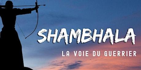 Conférence : Shambhala, la voie du guerrier billets