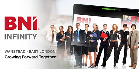 22nd October Business Networking with BNI Infinity tickets