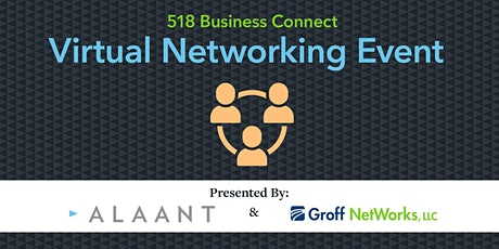 518 Business Connect - Virtual Networking Event 10/28 tickets