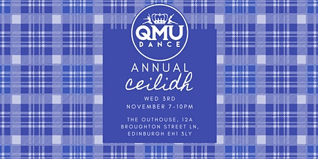 QMU Dance Annual Ceilidh Fundraiser tickets