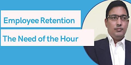 Webinar - Employee Retention tickets