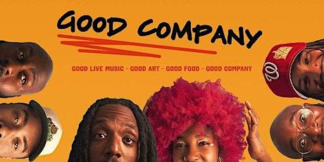 Good Company by Blaquestone tickets