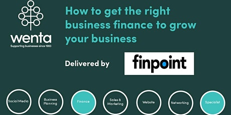 How to get the right business finance to grow your business Tickets