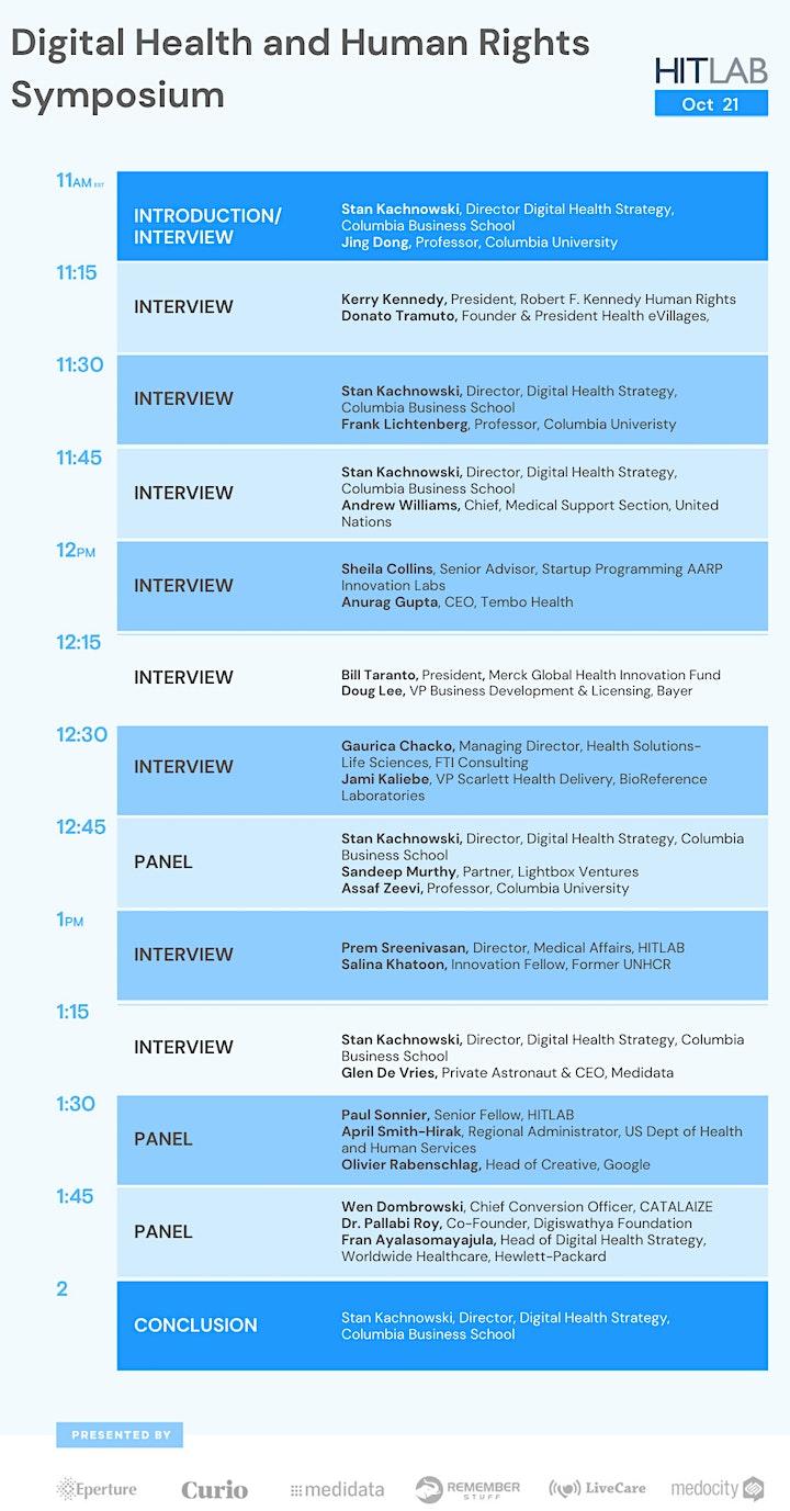 Digital Health and Human Rights Symposium image