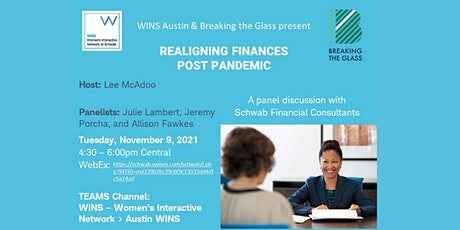 Realigning Finances Post Pandemic tickets