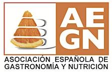 Asociación Española de Gastronomía y Nutrición logo