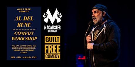 Comedy Workshop - Al Del Bene tickets