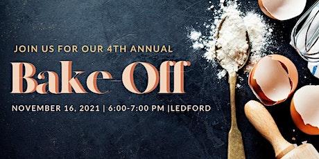 SA&D 4th Annual Bake-Off tickets