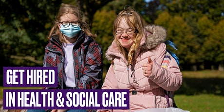 Get Hired in Health & Social Care with L'Arche, for 18-25 year olds tickets