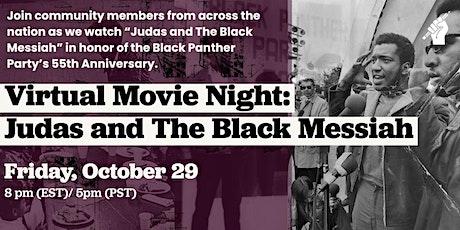 Virtual Movie Night: Judas and The Black Messiah tickets