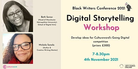 Digital Storytelling Workshop tickets