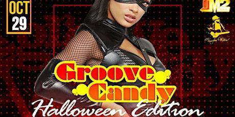 GROOVE CANDY - Halloween Edition w/ DJ GREEN LANTERN tickets