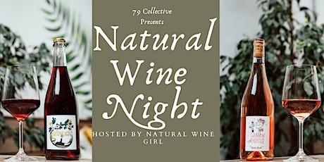 Natural Wine Tasting Night tickets
