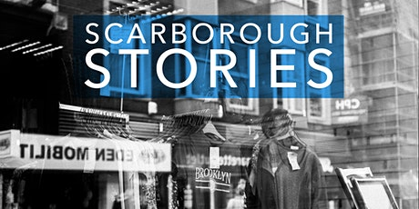 Scarborough Stories - Creative writing with Shan Barker and Allie Watt tickets