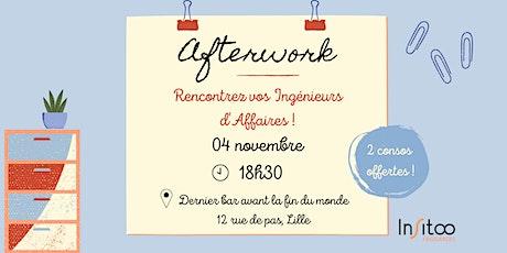 Afterwork Insitoo à Lille billets