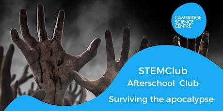 STEMclub – Surviving the apocalypse – Nature's Parasites tickets