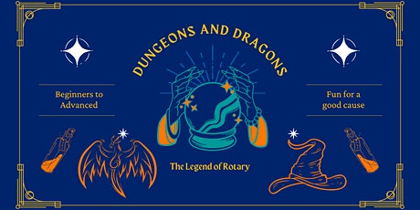 Dungeons and Dragons: The Legend of Rotary tickets