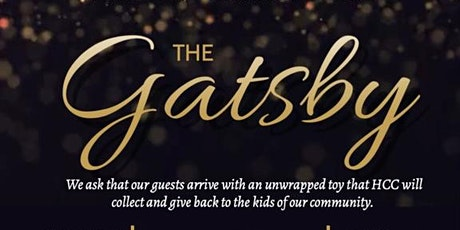 The Gatsby tickets