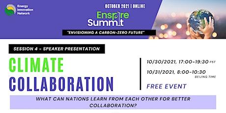 EIN 2021 Enspire Summit Session IV: Collaboration tickets
