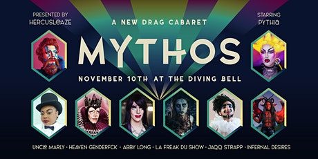 Mythos: Drag Cabaret presented by HercuSleaze, Starring Pythia tickets