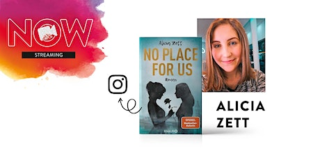 """NOW: Alicia Zett """"No Place For Us"""" Tickets"""