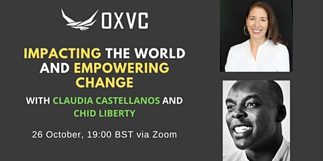 Impacting the World and Empowering Change tickets