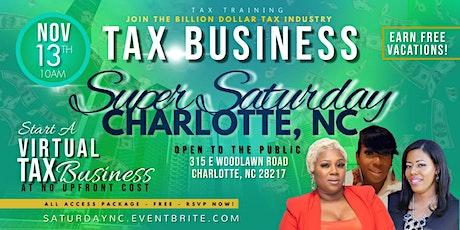 SUPER SATURDAY - CHARLOTTE, NC tickets