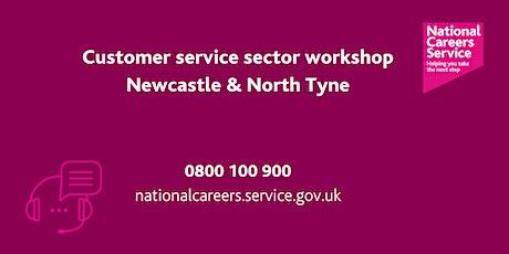 Customer Service Sector Workshop tickets