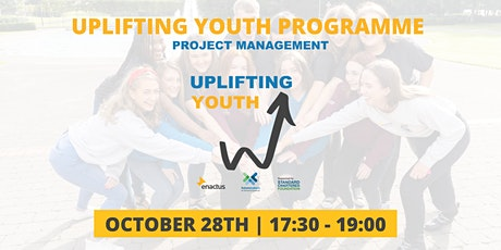 Uplifting Youth Programme: Project Management tickets