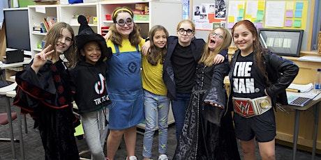 Caedmon Alumni middle school aged Halloween trivia night tickets