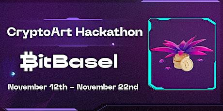 BitBasel's CryptoArt Hackathon tickets