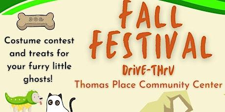 Fall Festival Drive- Thru tickets