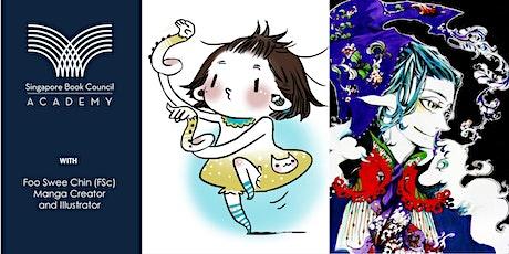 Introduction to Manga Storytelling tickets