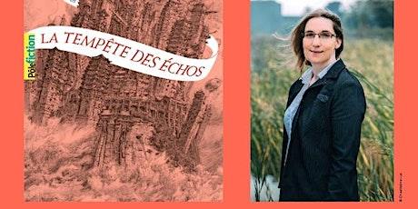 Rencontre évènement avec Christelle Dabos billets