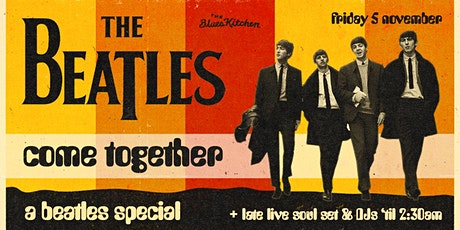 Come Together: A Beatles Special billets