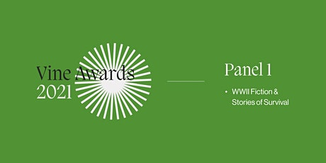 Vine Awards Panel 1: WWII Fiction & Stories of Survival tickets