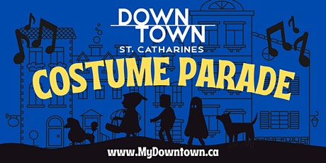 Downtown St Catharines Costume Parade tickets
