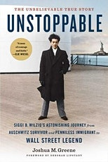 """'Unstoppable"""" Book & Author with Joshua M. Greene tickets"""