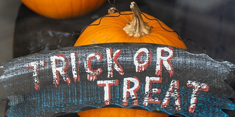 Writing Session: Write a Spooky Story for Halloween tickets