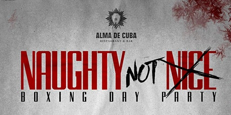 Seven Sins presents Naughty Not Nice Boxing Night 2021 tickets