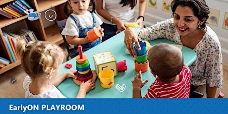 EarlyON Playroom tickets