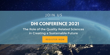 DHI Online Conference 17/18th November 2021 - Register Now tickets
