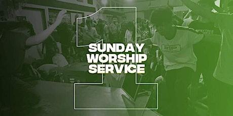 Sunday Worship Service   1st Service tickets