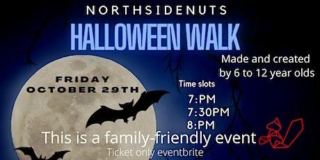 Nothsidenuts Urban Halloween walk tickets